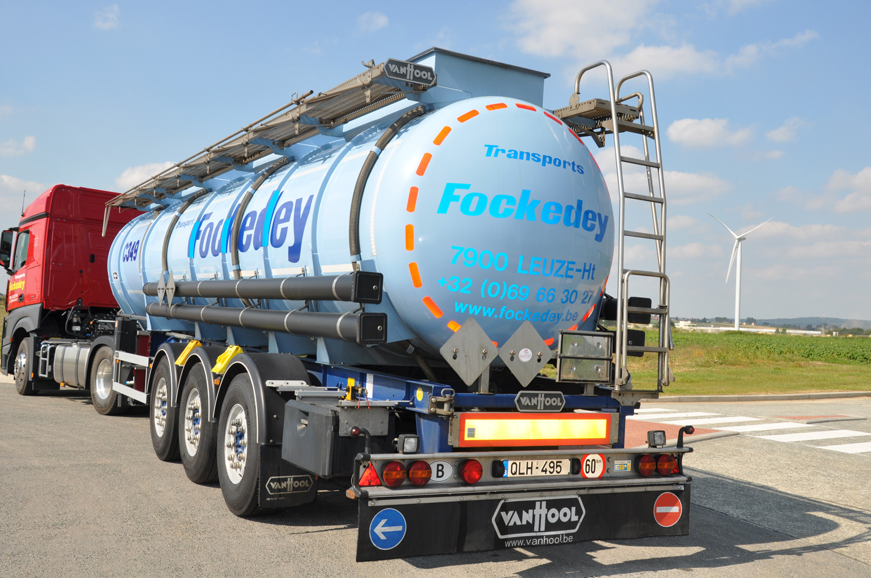 Transports Fockedey: un investissement continu dans l'avenir, pour vous aider de mieux en mieux en tant que client!