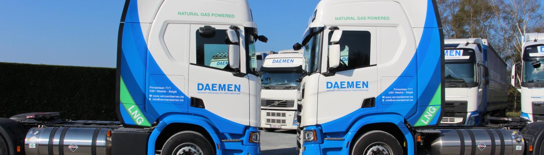Vervoer Daemen